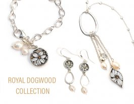 shi studio royal dogwood collection will and kate jewellery bc